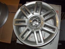 ROVER 75 OR ZT 18 inch GRIDSPOKE ALLOY WHEELS FULLY REFURBISHED TO EXCELLENT CONDITION
