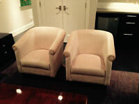 Excellent Condition Chairs - $75 each (Shaughnessy)