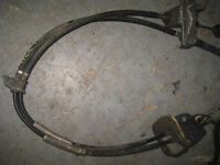 98 02 HONDA ACCORD PRELUDE SHIFTER CABLE / LINKAGE JDM H22A OBD2