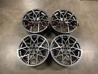 "18 19 20"" Inch BMW 795 style wheels E90 E91 E92 E93 F10 F11 F30 F31 1 2 3 4 5 Series 5x120"