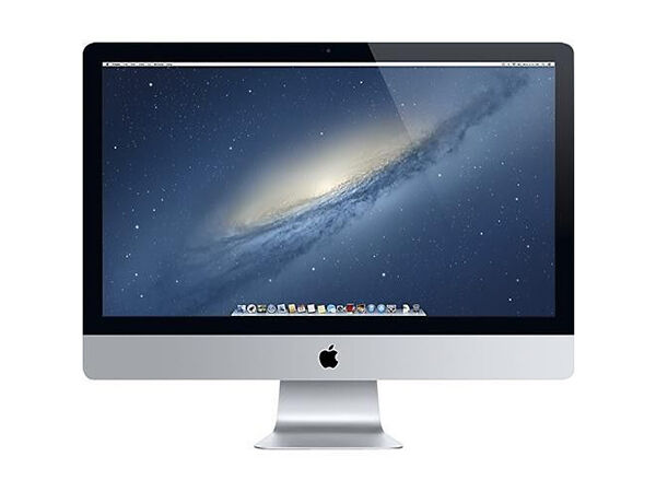 Apple iMac MD095LL/A 27-Inch Desktop