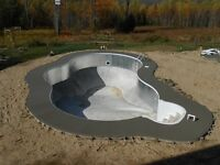 CONCRETE POOL DECKS,WALKWAYS & PADS