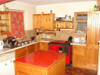 Nice, and comfortable double bed room in a beautiful, friendly, clean house