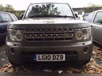 Land Rover Discovery 2010 3.0 Diesel