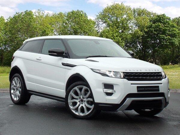 land rover range rover evoque dynamic white 2012 in. Black Bedroom Furniture Sets. Home Design Ideas
