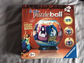 High School Musical Puzzleball
