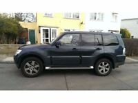 2007 Mitsubishi Shogun 5dr Auto 7 Seater excellent condition first to see will buy 1 year MOT