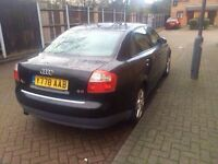 Audi A4 2.0 2001 Petrol Excellent drive bargain fully loaded!