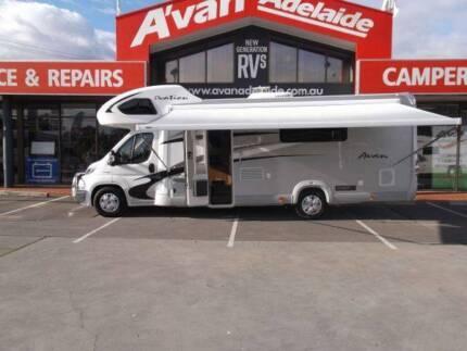 AVAN OVATION M7 SLIDE-OUT MOTORHOME - ON SALE NOW! Hillcrest Port Adelaide Area Preview