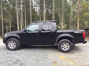 Fully Loaded 2014 Nissan Frontier PRO-4X