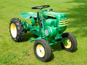 Wanted Garden Tractor or Compact Tractor