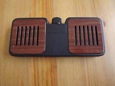 Closeout - Premier Grand Dark Rosewood Reservoir Cigar Humidor Humidifier
