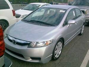 2009 HONDA CIVIC,  AUTOMATIC, HOT DEAL  / CERTIFIED
