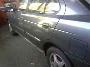 2001 Nissan Sentra Sedan