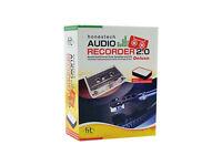honestech Audio Recorder 2.0 Deluxe ***New***