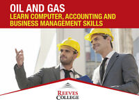 Start Training for a Career in Oil & Gas Administration