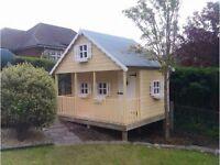 10x8 Ladybird playhouse brand new