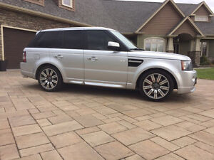 2013 Land Rover Range Rover Sport Supercharged *Trades Welcome