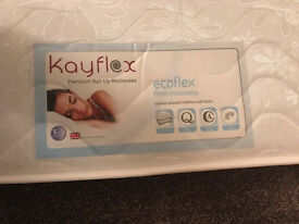 Kayflex ecoflex firm mattress - single £40 ono