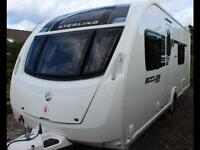 2015 STERLING ECCLES 584 sport Hi Style Overview