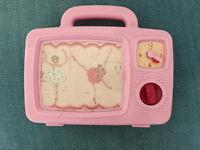 Cath Kidston baby TV toy