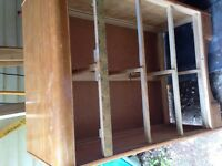 2 Antique Dressers  set and mirror [Sackville nb]