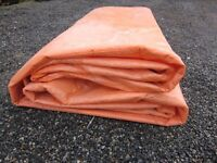 12x20 Insulated Tarps For Rent! $10/Week $25/Month!!