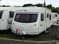 IMMACULATE 6-BERTH TOURER