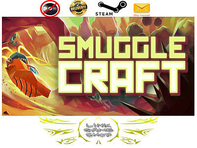 SmuggleCraft PC & Mac Digital STEAM KEY - Region Free