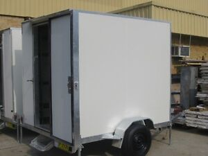 COOLROOMS FREEZER ROOMS MOBILE INSERT DOORS REFRIGERATION EXPERTS Sydney City Inner Sydney Preview