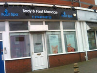 Traditional Chinese Massage:£30-45min or £40-60min, near London Road, Foot and Body Spa,
