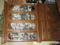 Buffet and Hutch in mint condition, paid over $1,000 for it