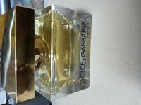 Authentic Dolce & Gabbana The One Perfume