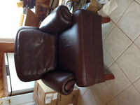 Decor Rest Full Leather Chair