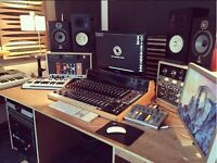 Recording Studio - London Waterloo - £25 per hour - £180 per day with engineer
