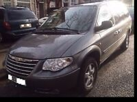 Chrysler grand voyager breaking all parts