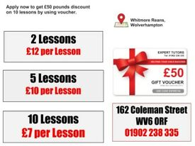 Maths & English Tuition - £7 per lesson - Expert Tutors , Whitmore Reans, Wolverhampton