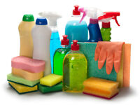 Exceptional cleaning services