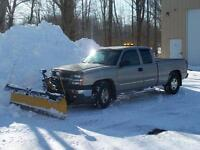 Snowplowing Services by Corona Property Maintenance
