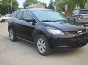 SAFETIED 2008 Mazda CX-7 GT LOADED