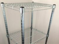 Metal shelving units - can be sold separately