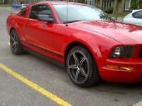 2006 for mustang