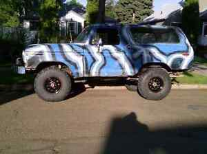 For sale 1978 ford bronco. 3650.00