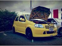 Suzuki Ignis sport 1.5 VVTI (146bhp)