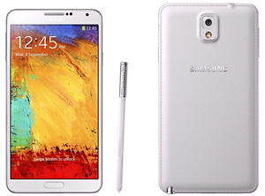 9/10 Samsung Note 3 - 32g rogers/fido