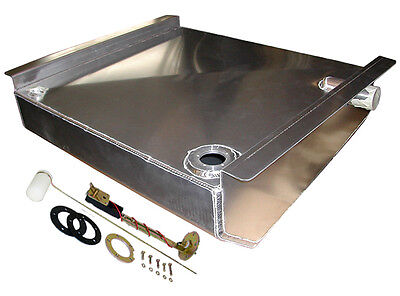 1955-57 Chevy Belair, 150, 210  Aluminum Fuel Tank Kit, 16 gallon