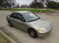 2002 Honda Civic Sedan