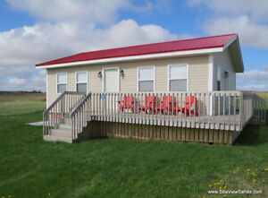 SeaView Sands Beach Cabin - Quality Cottage. Incredible Beach.