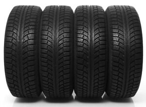 225/55R/17 USED ALL SEASON TIRES, NEW 9 PS CAR SEAT COVERS