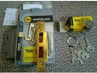 Yale Mortice lock + Yale cylinder head